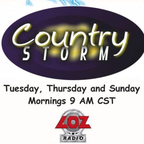 Country Storm with DJ Josh Storm 10-25-18