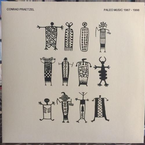 (Disc 1 of 4) ORBEATIZE [ORB-16] Conrad Praetzel – Paleo Music 1987-1998 (2xLP)