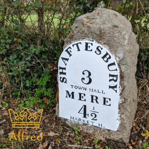 Motcombe Villagers Restore Historic Dorset Signposts