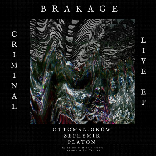 [BKG001] BRAKAGE Criminal Live