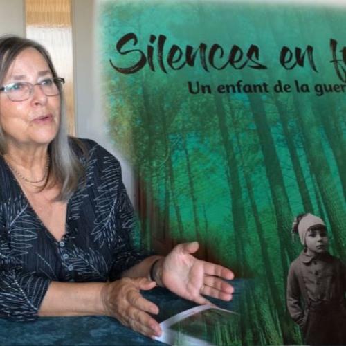 Silences en forêt - roman présenté par l'auteure