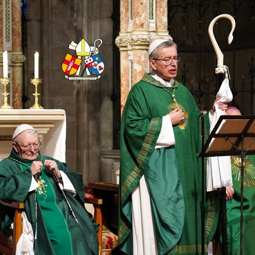 90. Geburtstag von Abt emeritus Gerhard Hradil - Abt Maximilian Heim