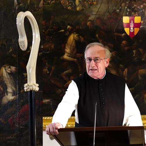 Prior P. Walter Ludwig zum 90. Geburtstag von Abt em. Gerhard Hradil