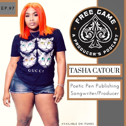 WLPWR's Freegame Producer's Podcast Episode 97 ft. Tasha Catour