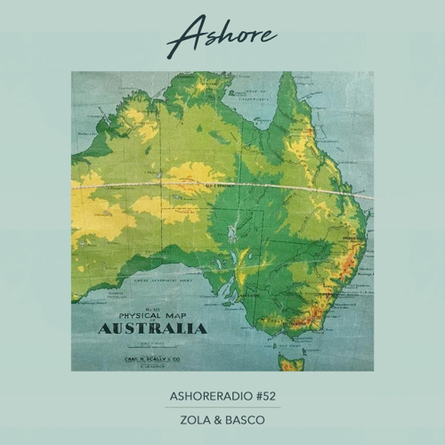 Ashoreradio #52 - Australien/Neuseeland-Spezial mit Zola & Basco