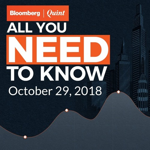 All You Need To Know On October 29, 2018