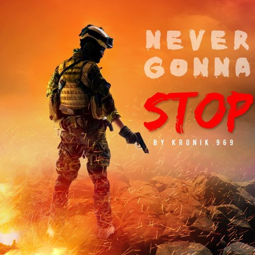Never Gonna Stop