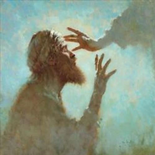'Lord, help me see'