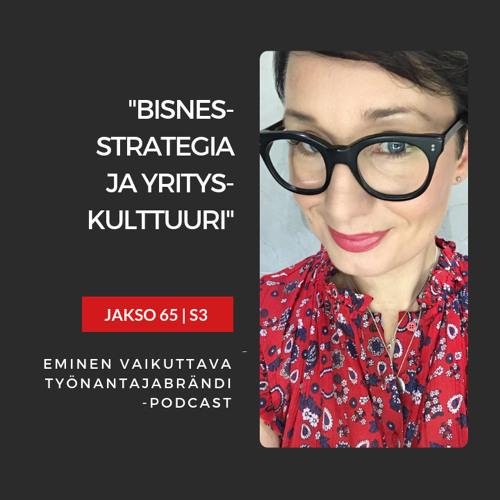 Bisnesstrategia ja yrityskulttuuri