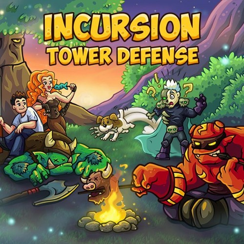 Orcs Forest - Battle