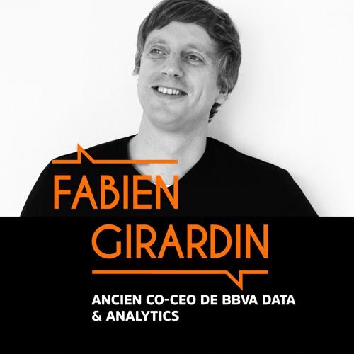 Fabien Girardin, ancien co-CEO de BBVA Data & Analytics