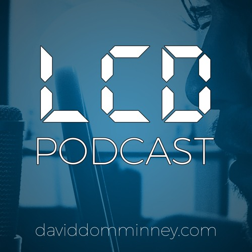 LCD Podcast #1 - Prof. Philip Moriarty