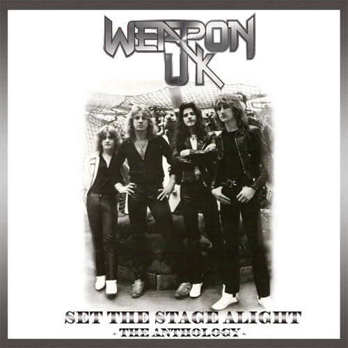 WEAPON UK - Midnight Satisfaction (PURE STEEL RECORDS)