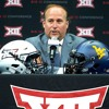 WVU football - Dana Holgorsen Big 12 coaches call, Oct. 29