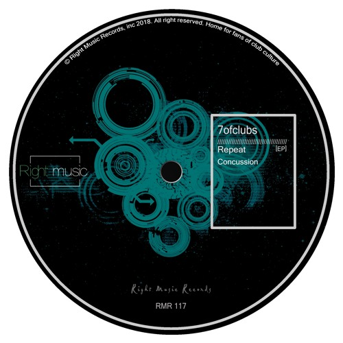 7ofclubs - Concussion (Original Mix)