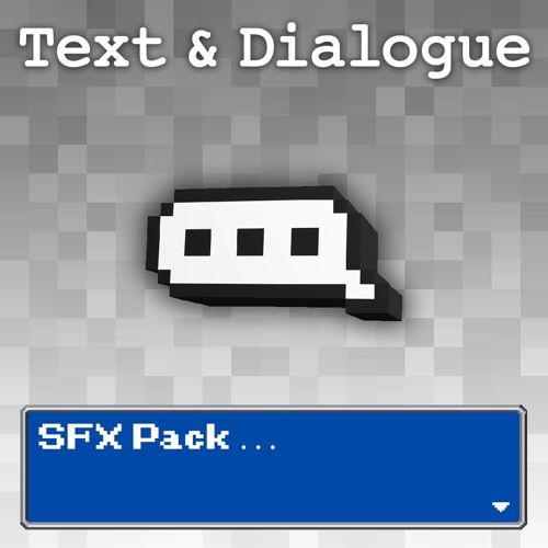 Text & Dialogue SFX Pack PREVIEW