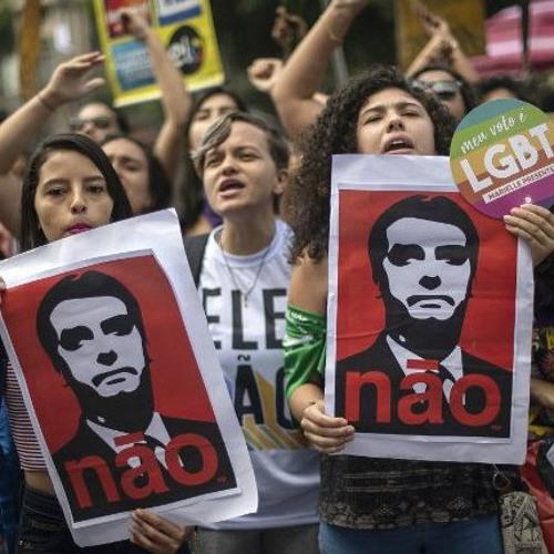 Atos nesta terça-feira iniciam a resistência popular diante da vitória de Bolsonaro
