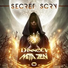 DISSØLV x Meta Zen - Secret Scry [THE UNTZ PREMIERE]