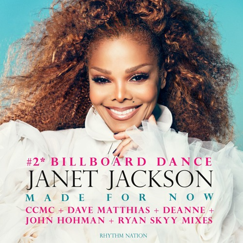 Janet Jackson Ft Daddy Yankee - Made For Now (Deanne Made For Summer Mix)