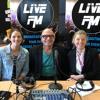 Ralph Barba with Gemma Goodyear & Lauren Davis - ST.JOHN'S PRIMARY SCHOOL RADIO ED WEEK on LIVE FM