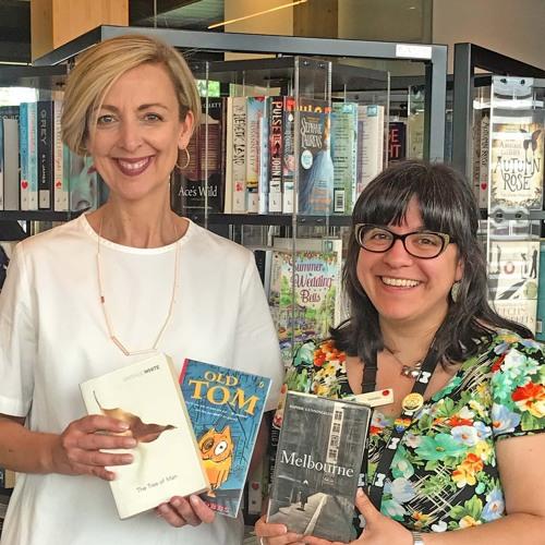 Kate Torney's Desert Island Books November 2018
