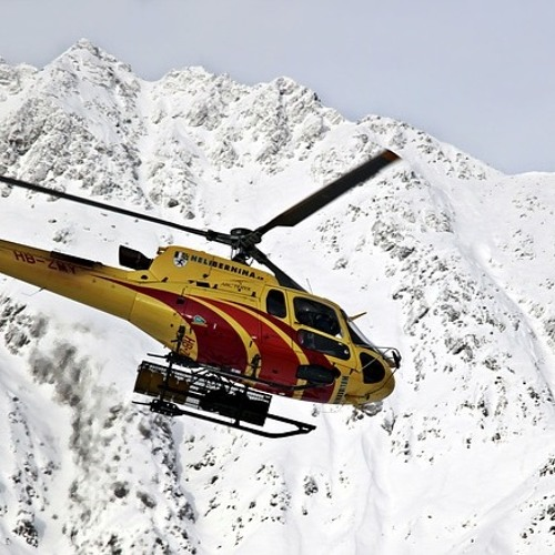 Swiss Up! - The Swiss air rescue system