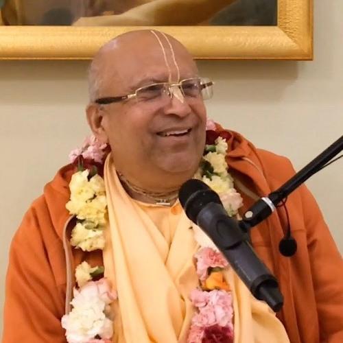 Śrīmad Bhāgavatam class on Sun 28th Oct 2018 by HH Vedavyasapriya Swami 4.16.2