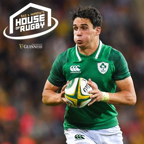 Episode 3 - Ireland hit Chicago, Scannell's balls of steel and Garry Ringrose interview