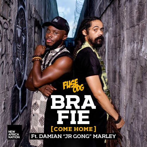 1. Bra Fie (Come Home) [feat. Damian JR GONG Marley]