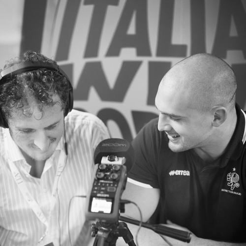 Ep. 149 Monty Waldin interviews Marco Lazzaroni (Benetton Rugby & Sommelier)
