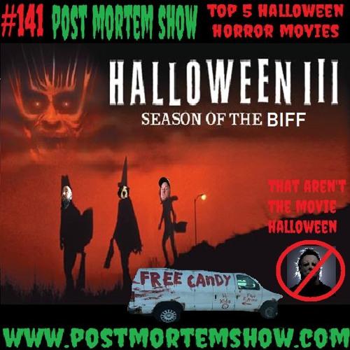 e141 - Season of the Biff (Top 5 Halloween Horror Movies)