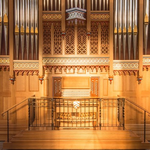 Organ Recital given by Huw Williams on 18 October 2018