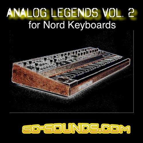 Nord Stage Analog Legends Vol.2