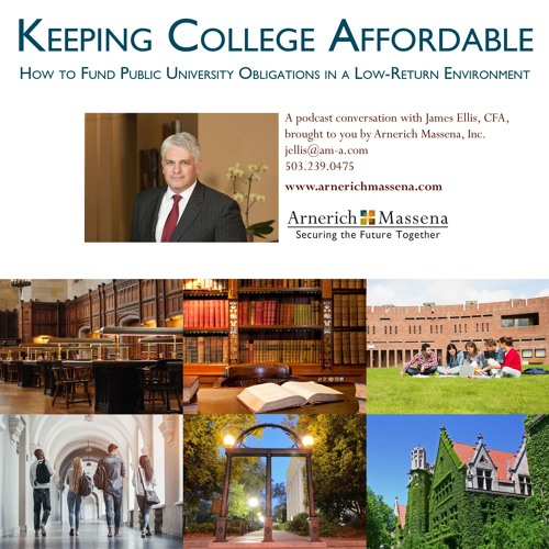 Keeping College Affordable: How to fund public university obligations in a low-return environment
