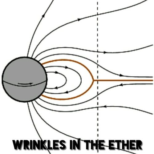 Wrinkles in the Ether