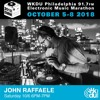 John Raffaele - 2018 WKDU Electronic Music Marathon