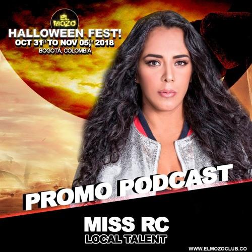 Miss RC - Halloween Fest - Promo podcast