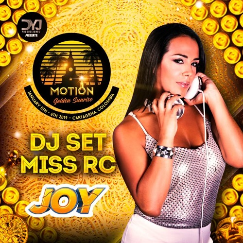 Motion Colombia+Joy Pool Party 2018
