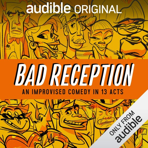 Audible Originals Bad Reception (Preview Clip)