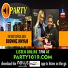 DIONNE ANYAH talks life + new music + career @ party1019.com