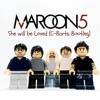 MAR00N 5 - SHE WILL BE LOVED (C-BARTS BOOTLEG) **FREE DL**