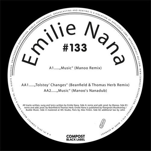 B2. Emilie Nana - Music (Manoo's Nanadub)