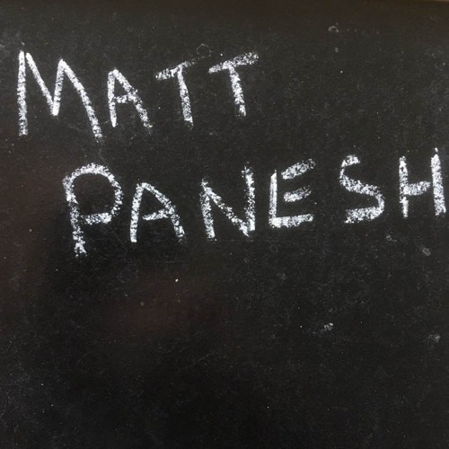 GBA 346 Matt Panesh