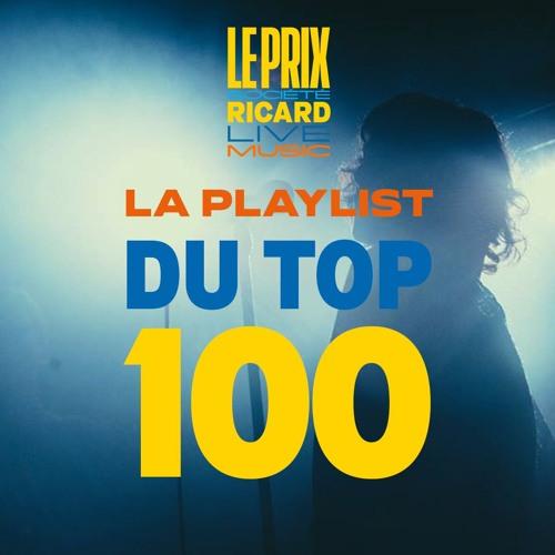 Le TOP 100 du Prix Société Ricard Live Music 2019