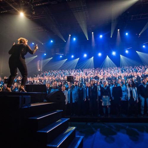 Grand Choral - Retour des spectateurs (avec invité surprise)