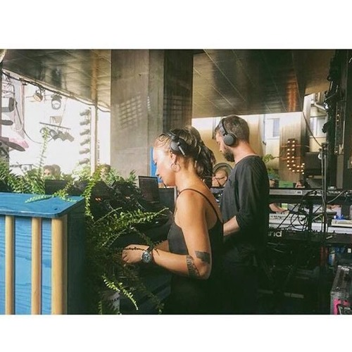 Johanna Schneider & Dorisburg LIVE/DJ Hybrid b2b @ DTS