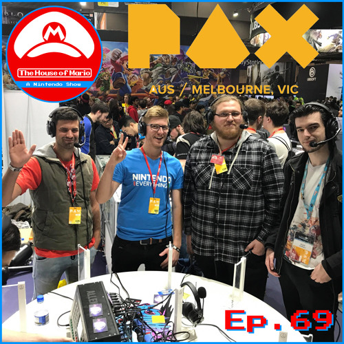 PAX Australia & 7 Indie Game Developer Interviews - The House of Mario Ep. 69