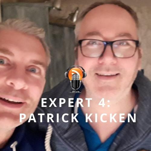 Expert 4: Patrick Kicken, dé podcastkoning