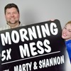 Happy Birthday To Marty's Little Girl || The Morning Mess 10-31-18