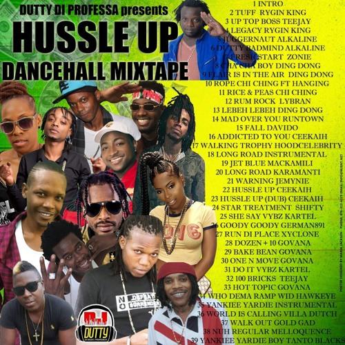 Hussle up mixtape